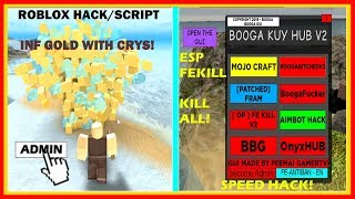 ROBLOX BOOGA BOOGA GUI | BOOGA KUY HUB V.2 | HACC/SCRIPT | ESP&ADMIN&WALKSPEED&MORE! |