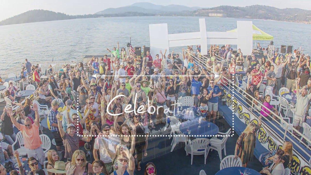 Lake CDA Cruises