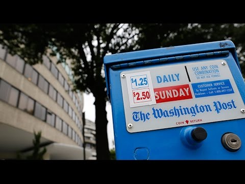 "Washington Post's 'fake news' outlets blacklist smells of ""McCarthyism"" – media watchdog"