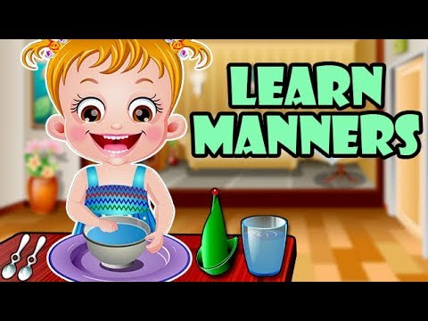 Baby Hazel Learns Manners App Su Google Play