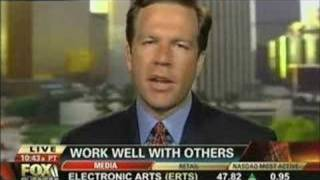 Dave Logan goes head-to-head on Fox