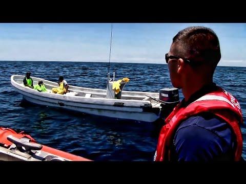 Coast Guard Apprehends Mexican Poachers In U.S. Waters