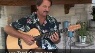 Acoustic Guitar lesson Preview Roxanne by The Police