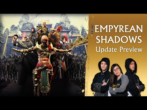 Blade & Soul: Empyrean Shadows Update Preview
