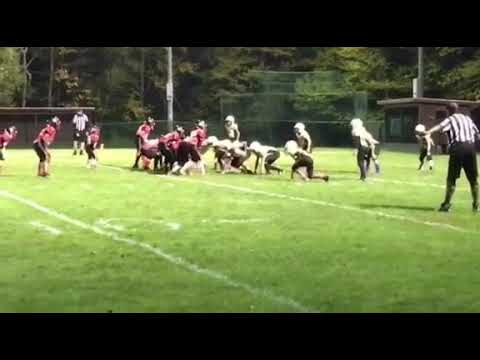Sullivan county ny football Kids devin jones