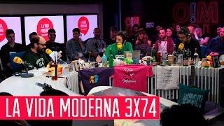 La Vida Moderna 3X74...es que te secuestren y puntuar el zulo en TripAdvisor