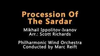 Marc Reift - Procession Of The Sardar (M. Ippolitov-Ivanov, Arr.: S. Richards)