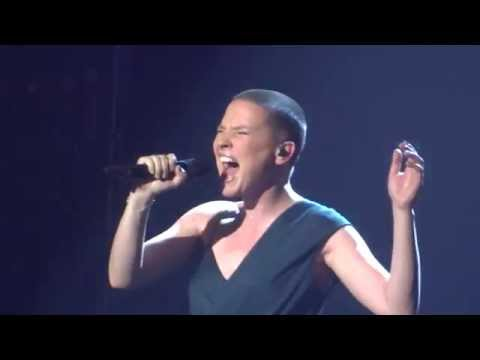 Anne Sila - Empire State Of Mind - The Voice Tour au Zénith de Strasbourg 04/06/2015