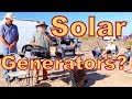 Should You Buy a Solar Generator?