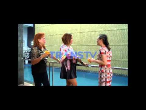 LUXURY LIVING TRANS TV eps. 4 Melanie Ricardo House, Amuz Restaurant & MS Choo