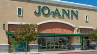 JoAnn's Haul