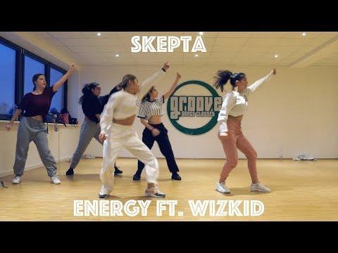 Skepta - Energy ft. Wizkid | Choreography by Hanna Vien | Groove Dance Classes