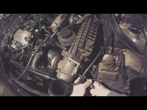 W203 C200 CDI EGR removal