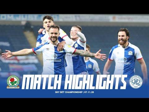 Blackburn QPR Goals And Highlights