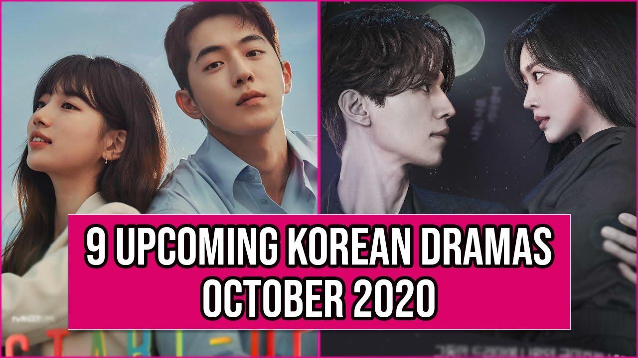 9 Upcoming Korean Dramas Release In October 2020