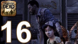 The Walking Dead Game: Season 1 - Gameplay Walkthrough Part 16 - Episode 5 Ending (iOS, Android)