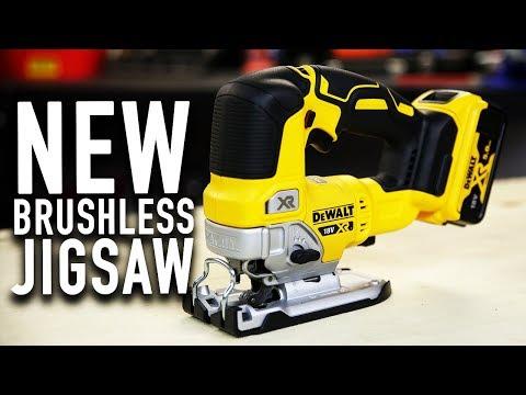 NEW DEWALT 18v Jigsaw DCS334N-XJ (Top Handle)