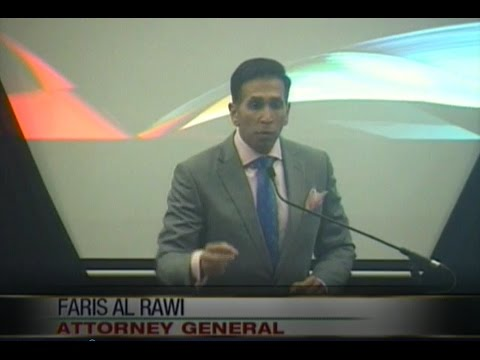 AG tells young lawyers to pursue law with passion