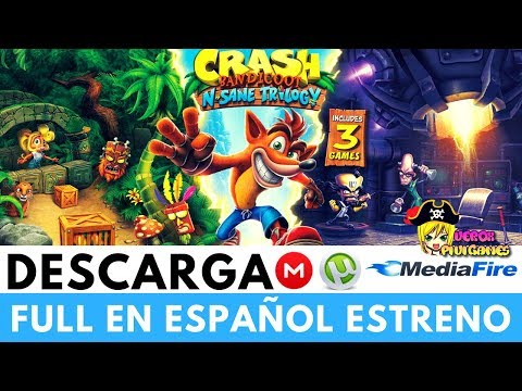 CRASH BANDICOOT N. SANE TRILOGY PARA PC + GAMEPLAY | Verox PiviGames