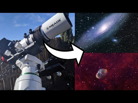 Introduction To Amateur Astronomy: Telescopes