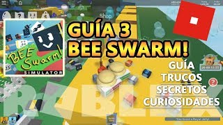 Bee Swarm Simulator Secret Royal Jelly and Get Legendary Bee, Roblox Spanish Guide Tutorial 3