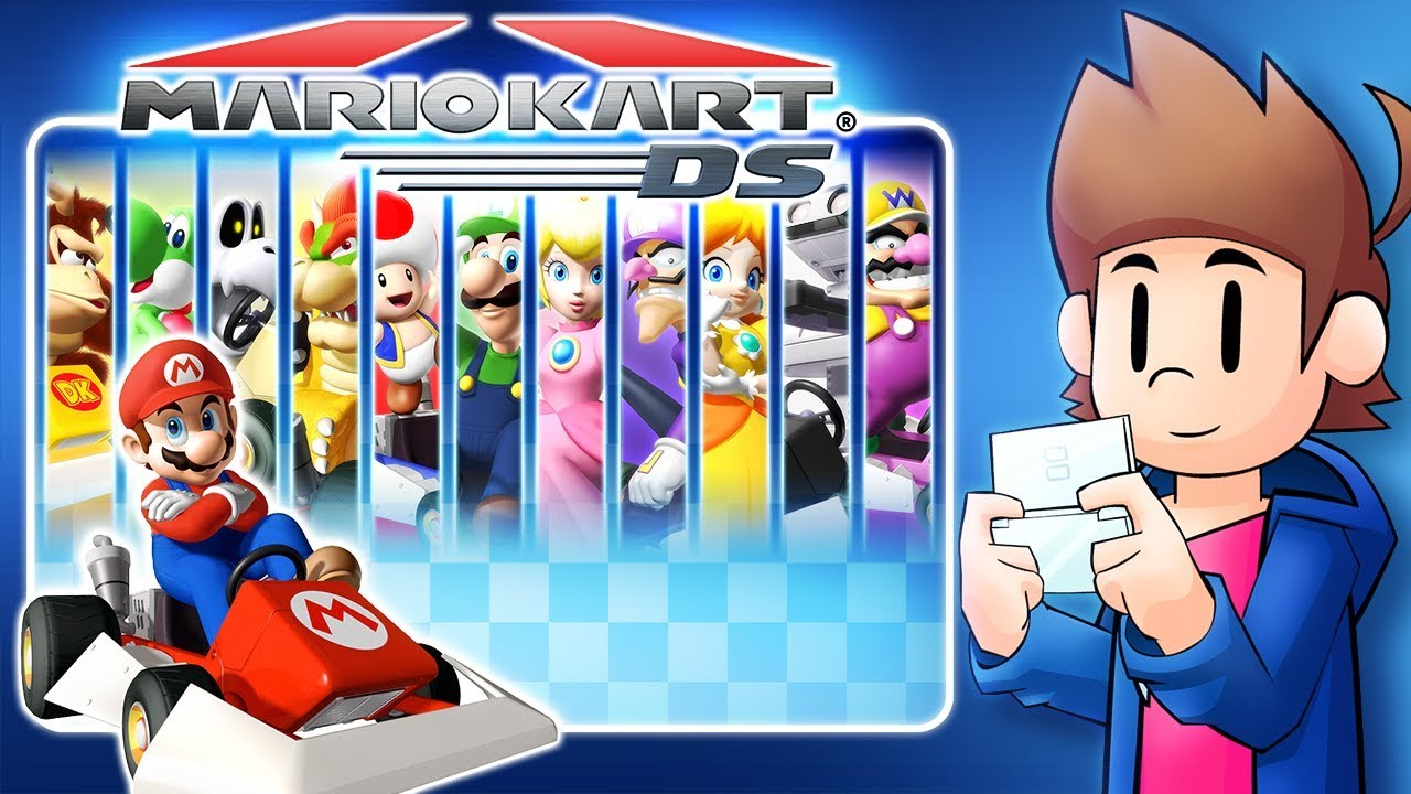 An Opinionated Video About Mario Kart DS