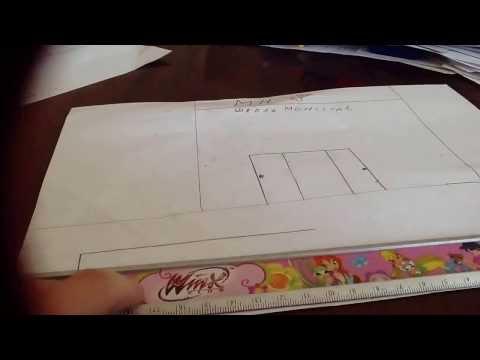 Как рисовать школу монстров