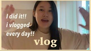 Last Pregnancy Vlog? | Vlogging Everyday Challenge Complete | Vlog #32