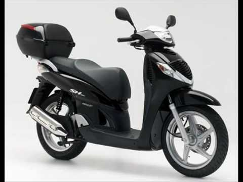 tribute to the honda sh 125i 2008 model youtube. Black Bedroom Furniture Sets. Home Design Ideas