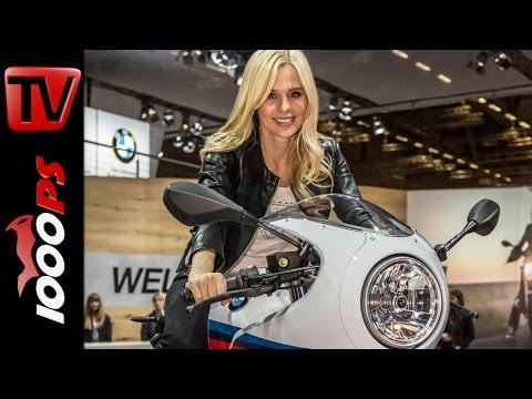 BMW R nineT Racer / R nineT Pure 2017 - Alle Infos im Überblick