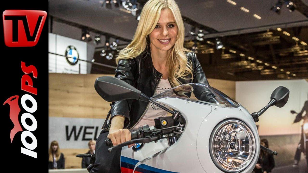 Bmw Nine T Pure >> BMW R nineT Racer / R nineT Pure 2017 - Alle Infos im Überblick - YouTube