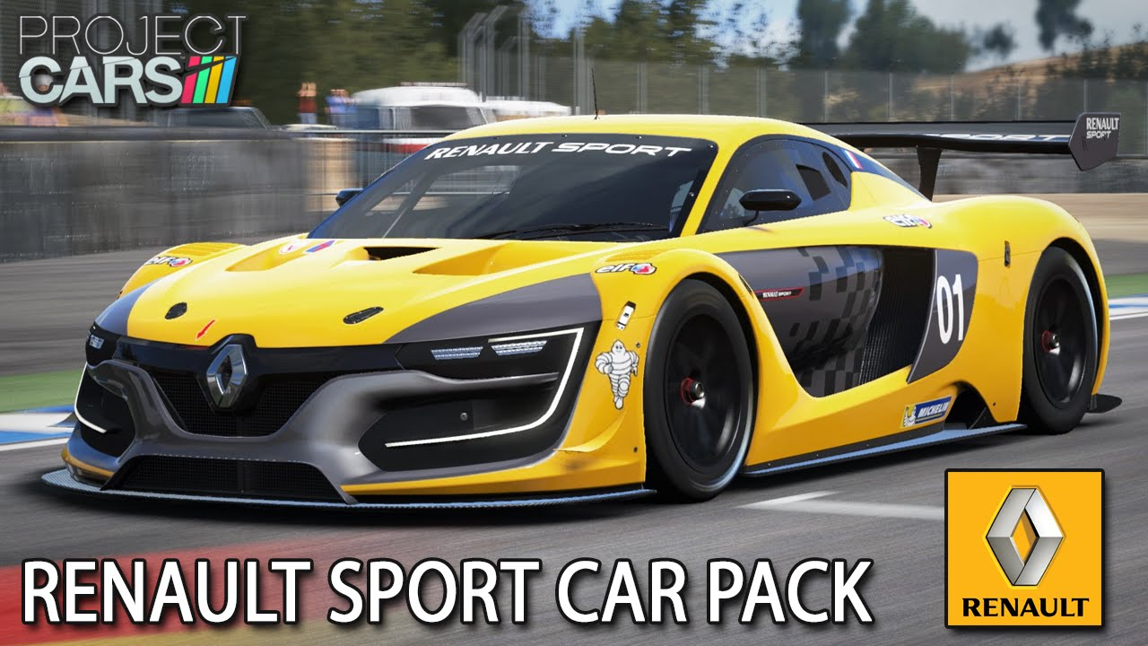 Lovely Renault Sport Car Pack | Project CARS [HD] [GER] Alpine A442B U0026 Renault  Sport R.S. 01   YouTube
