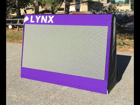 1-Sided LED Video Infield Display - Basic Setup
