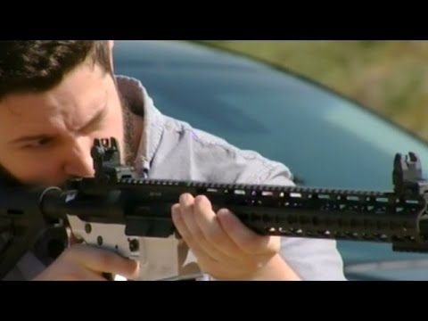 """The Weapons Of The Future Have Arrived!"" Meet Cody Wilson True American Patriot!"
