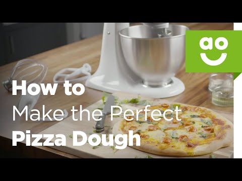How To Make The Perfect Pizza Dough With KitchenAid   Bake Tips   Ao.com