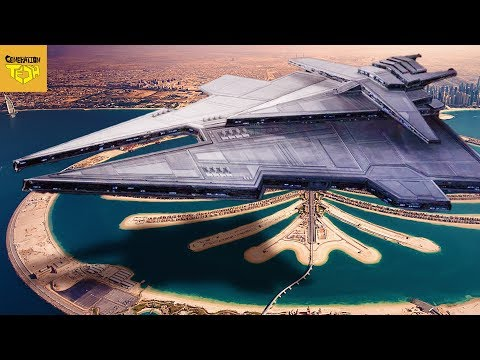 REAL SIZE of STAR WARS SHIPS | Old Republic