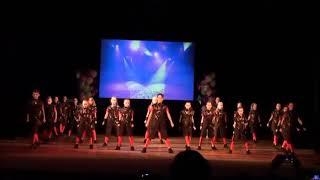 26 мая 2018г. VG - 5 группа. МЫ ЕДИНЫ. Школа танца Виктории Гофман. № 17.