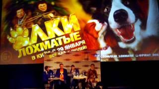 Премьера фильма «Елки лохматые» в Петербурге (5)