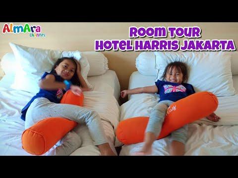 Room Tour Hotel Harris Jakarta 🏨 Hotel'Nya Nyaman Dan Enak Banget