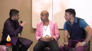BONAFIDE - Exclusive Interview! Mahi Ve (New Single 2013) Acapella!