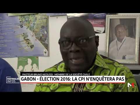 Gabon  la CPI n'ouvrira pas d'enquête sur la crise post électorale ! Resistance Bidon