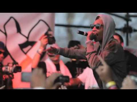 Wiz Khalifa Ft. Big Sean - Gang Bang (Live Performance)