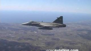Saab 105 & JAS 39 Gripen - Swedish Air Forces - Svenska Flygvapnet