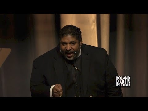 Rev. Dr. William Barber: 'Nothing Would Be More Tragic Than For Us To Turn Back Now'