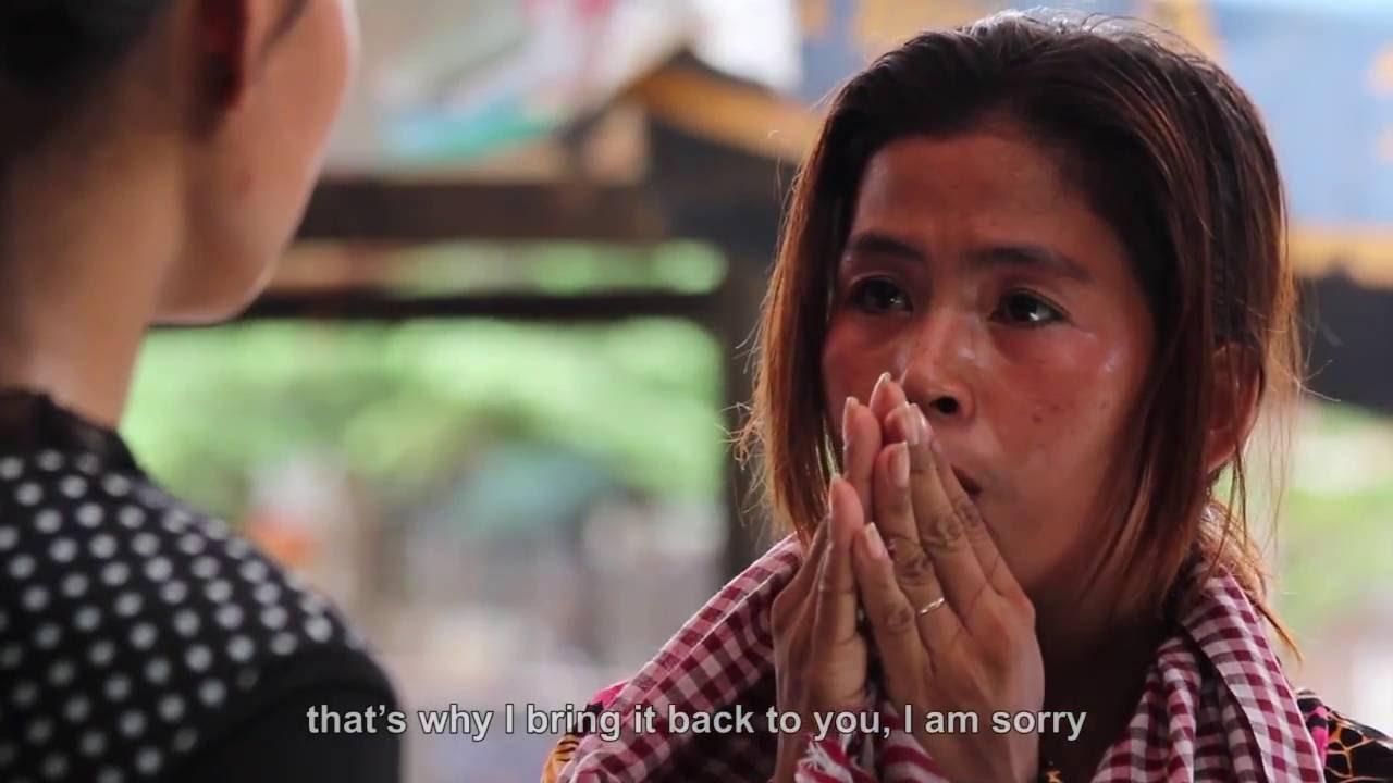 កំហុសអ្នកណា-Whose Fault-BAYMAN Studio (Khmer Short Film)
