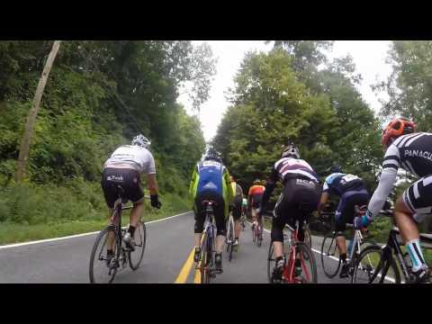 Josh Billings 2014 Bike Race