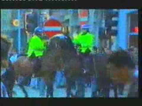 """""""Aftermath"""" Poll Tax Riots 1990"""