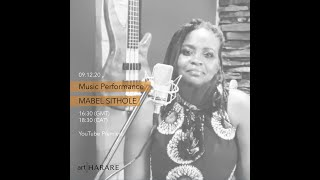 MAE SITHOLE MUSIC PERFORMANCE