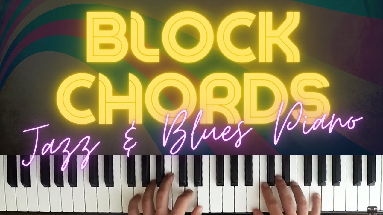 Block Chords and Blues Licks u2502 Blues Piano Lesson #6 - YouTube