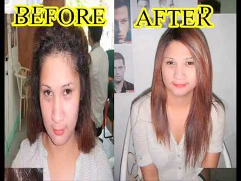 Pasl Salon Expert Hair Rebonding In The Philippines Doovi